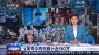新冠肺炎疫情·拉美确诊病例累计近560万