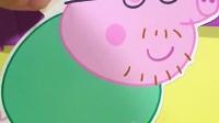 小猪佩奇的故事书玩具