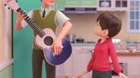 小柯基-爸爸那弹吉他的手,微微颤抖