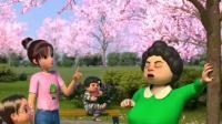 爆笑两姐妹:出游遇到不讲理的大妈?那我可就不客气了!