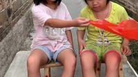 童年趣事:特别的洗脚盆