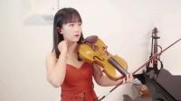【揉揉酱小提琴】王丽坤,朱亚文《漂洋过海来看你》小提琴版自制小提琴谱