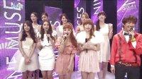 130127采访Nine Muses SBS人气歌谣