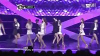[LIVE现场] Nine Muses - Dolls (Mnet M!CD 130314)