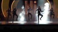 """愛將永生""交大2011校迎新sayHi Michael Jackson Tribute By赵俊龙"