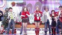 Girls day敏雅&素珍 111218 SBS挑战千曲
