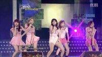 Girls day--Twinkle Twinkle一闪一闪 110812 TJB TOP10 现场版