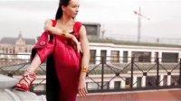 芭蕾明星 Diana Vishneva为Traveller杂志拍摄时尚大片