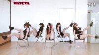 【Dance】韩国美女Waveya 舞蹈After School-First Love