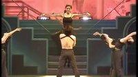 官生松当代舞《城市节奏》商演版