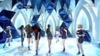 少女时代 - Intro + The Boys (111027 Mnet M!Countdown)