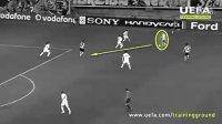 UEFA训练场:一脚出球强化练习