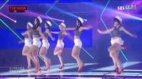 [韩国MV] AOA - Genie [现场]