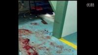 严惩!曝河北医院发生暴力事件 多人持刀进急诊室砍人