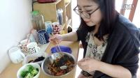 【今天吃什么?What I eat today?——Vlog 09/21/2015】