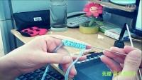 燕子手工:棒针基础之棒针的常用起头方法