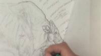 【手绘】怪物概念手绘设计_1