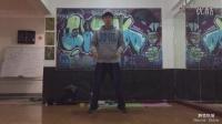 【刘卓教学91】hiphop嘻哈街舞:up-down(1)上下起伏律动教学(舞者刘卓)