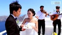 希腊爱琴海婚礼-拉莫洛海外婚纱摄影