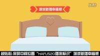 cg动画《HAFU520婚床》
