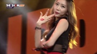 THE SHOW韩秀榜 160126