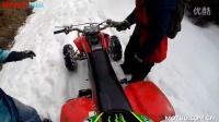 【摩托车之家】越野摩托车林道骑行日:川崎的kx125,kx250和铃木的RM250