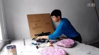 上海山晨家具有限公司奥童学生椅现场制做