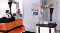 KUKA LBR iiwa优化电子工业的 SMT 生产线