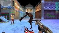 生死狙击游戏视频:圣诞游乐场神枪刀僵尸美女解说身树666顶阿春