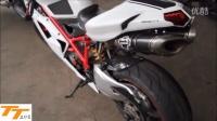 【Ducati 杜卡迪1098S Termignoni 声音】TT工作室#重机车#摩托车