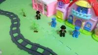 莫总影视作品工作室:儿童玩具托马斯新旅行:第七集