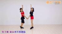 这绝对是你一看就会的双人舞《你潇洒我漂亮》糖豆广场舞课堂最新出品