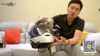 【MOTO小峰】BMW头盔 & Shoei头盔 对比篇