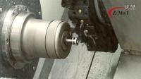 震环机床Z-MaT 斜床身刀塔车床加工案例