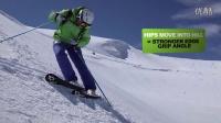 陡坡专辑07 - 跳跃换刃,稳健切雪_沃伦·史密斯滑雪学院