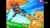 22.会说话的金杰童话梦想 汤姆猫 大侠笑解 亲子游戏