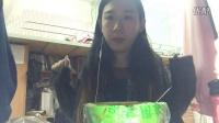 扬州炒饭+炒菜+两个煎蛋(下) 吃播~中国吃播~小雅吃播~