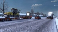 【原创】欧洲卡车模拟2-米其林轮胎dlc展示
