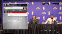 【羔羊解说】《NBA2K17》经理模式第三期:冲进总决赛!