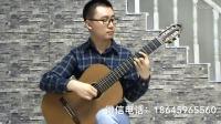 2017年1月24日:《阿尔罕布拉宫的回忆》演奏:孙鹏飞