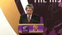 香港中文大學商學院全球領袖系列經濟論壇 20131016 - 第一部份 (開幕致詞)