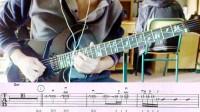 【电吉他教学】《乔伊重金属主奏吉他》练习曲#2示范与第二章重点指示