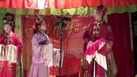 戏剧《媒人婆上轿》01:苍梧县木双镇天平灵景村演出。