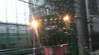 ND20282调车作业,单机通过绍兴站