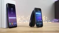 三星Samsung Galaxy S8七年进化心路历程 VS Galaxy S深度对比评测评