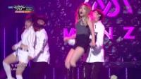 【风车·韩语】前2NE1孔敏智初舞台《NINANO》音乐银行现场版