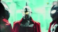 《来的希望上传》欧布奥特曼超级格斗【2】三重形态登场!字幕