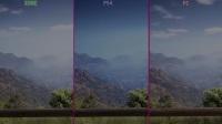 幽灵行动荒野– Xbox One vs. PS4 vs. PC 画面对比