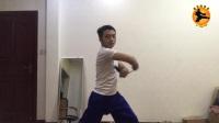 【聚英棍堂】李教练双节棍教学—棍走全身第一集