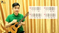 ukulele入门教学第14课:右手拍弦技法 子熏乐器 张SIR